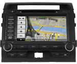 товар мультимедийно-навигационная система nTray 8727 Toyota Land Cruiser 200