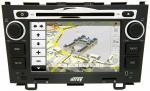 товар мультимедийно-навигационная система nTray 7621 Honda CR-V 07