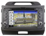 товар мультимедийно-навигационная система nTray 7528 KIA Sportage 2010