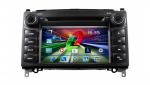товар мультимедийно-навигационная система Gazer CM182-169/245/906 (Mercedes A/B/Sprinter)