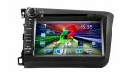 товар мультимедийно-навигационная система Gazer CM182-RE5 (Honda Civic 2012)