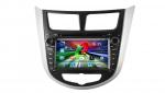 товар мультимедийно-навигационная система Gazer CM172-RB (Hyundai Accent)