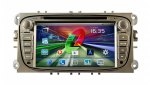 товар мультимедийно-навигационная система Gazer CM172-DA3 (Ford Focus)