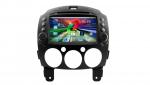 товар мультимедийно-навигационная система Gazer CM182-DE (Mazda 2)