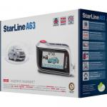 товар 2-сторонняя автосигнализация Starline A63